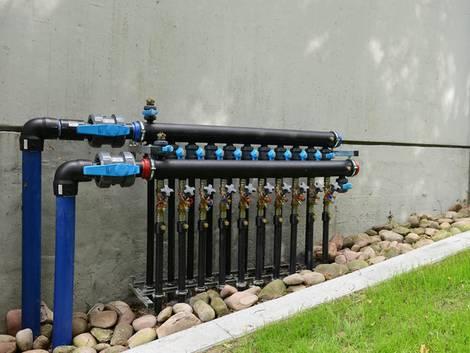 Heizungswartung, Wärmepumpe, Sole-Wasser-Wärmepumpe, Foto: Bundesverband Wärmepumpe e.V. (BWP)