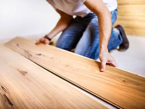 Renovation, Boden, Foto: Halfpoint/fotolia.com