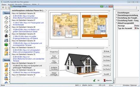 Ein Beispielbild von meinHausplaner. Foto: Mein Hausplaner