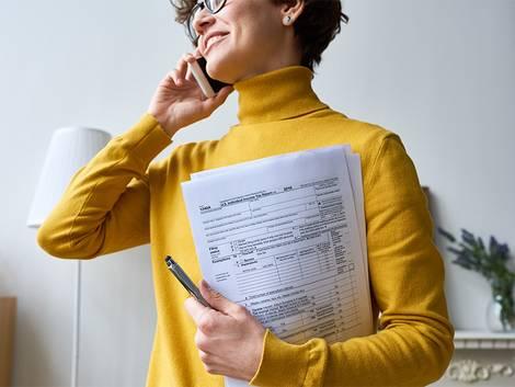 Gemeinschaftskosten, Gemeinschaftskosten Stockwerkeigentum, Gemeinschaftskosten verteilen, Berechnung Gemeinschaftskosten, Verwalter, Budget, Stückwerkeigentümer, Foto: iStock/mediaphotos
