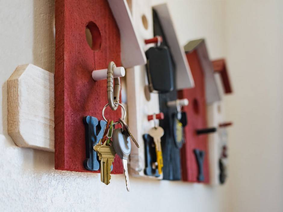 Zweitschlüssel, Vermieter, Foto: Robin Nolan/fotolia.com