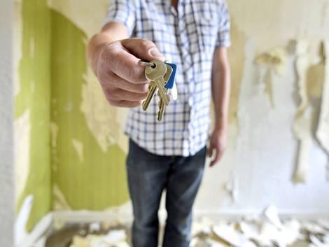 Wohnungsübernahme, Schlüssel, Schäden, Foto: Tom Bayer/fotolia.com