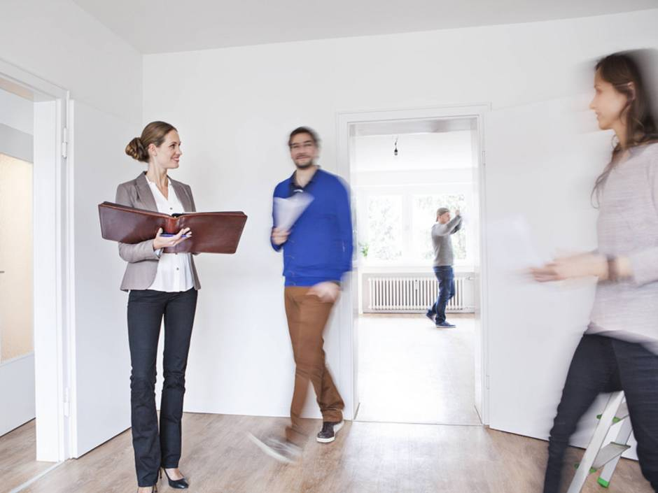 Wohnungsabnahmeprotokoll, Wohnungsübergabeprotokoll, Vermieter, Mieter, Wohnungsübergabe, Foto: Westend61/fotolia.com Einzug, Auszug,