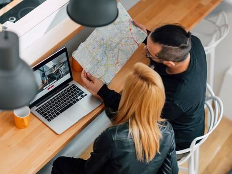 Wohnungssuche Tipps, Vorbereitung, Planung, Foto: iStock/vgajic