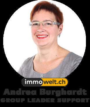 Perfektes Inserat, perfektes Immobilieninserat, perfekte Wohnungsanzeige, Tipps Immobilieninserat, Andrea Burghardt Group Leader Support bei Immowelt